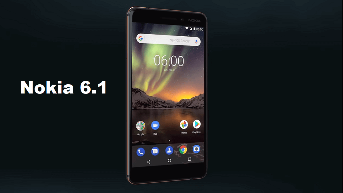 Nokia 6.1 mobile phone Full Specifications camera features price india