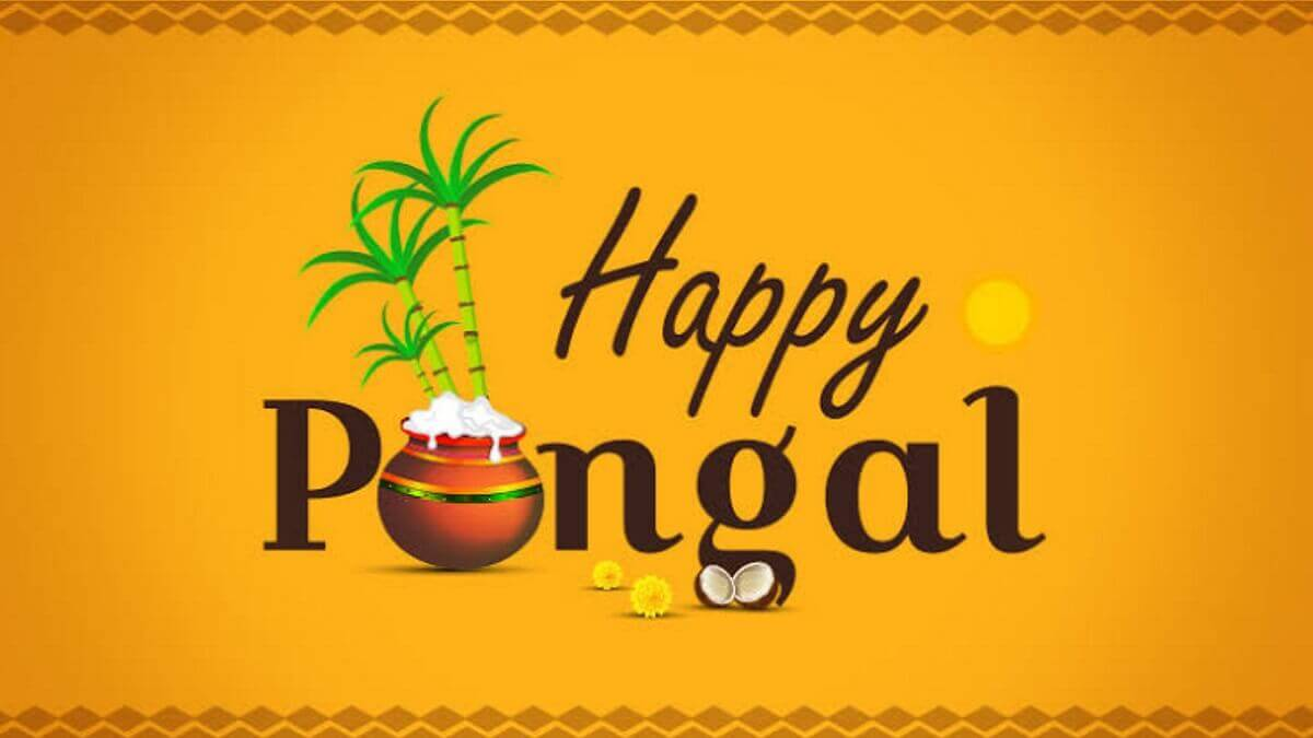 Happy Pongal 2021 Wishes images messages, quotes, greetings card, status in Tamil, Telugu, Malayalam, Kannada, Hindi, and English languages for friends and family.