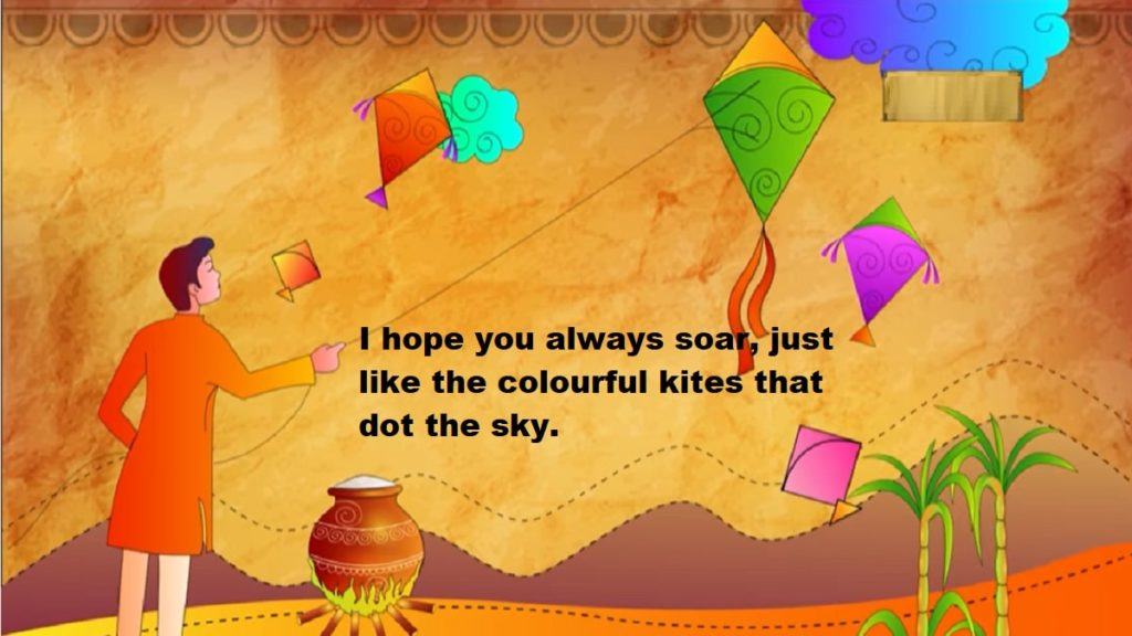 Happy Makar Sankranti 2021 Wishes Images in English