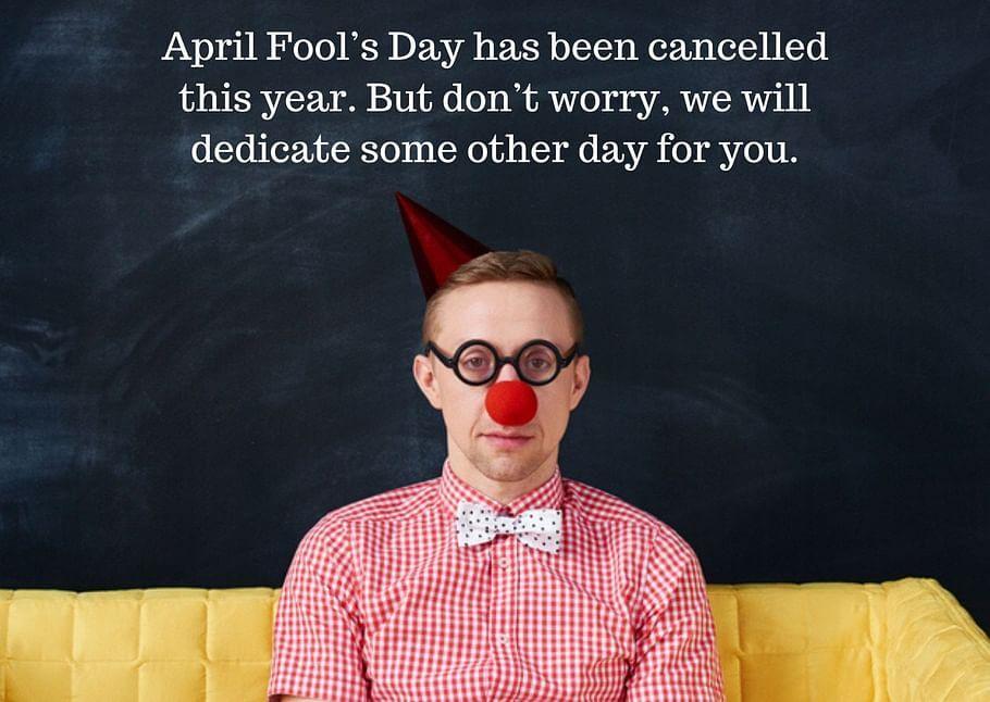 Happy April Day Jokes in English