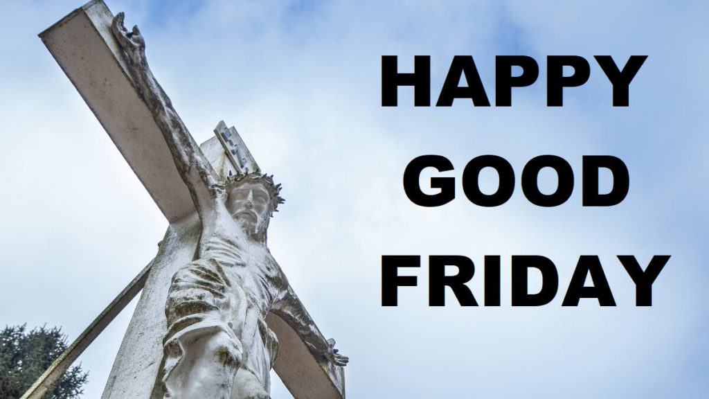 Happy Good Friday Day Jokes Messages Status Images with Quotes in English