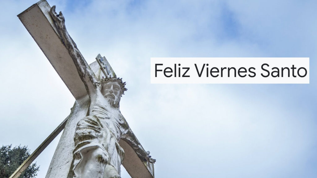 Happy Good Friday Day Jokes Messages Status Images with Quotes in Spanish
