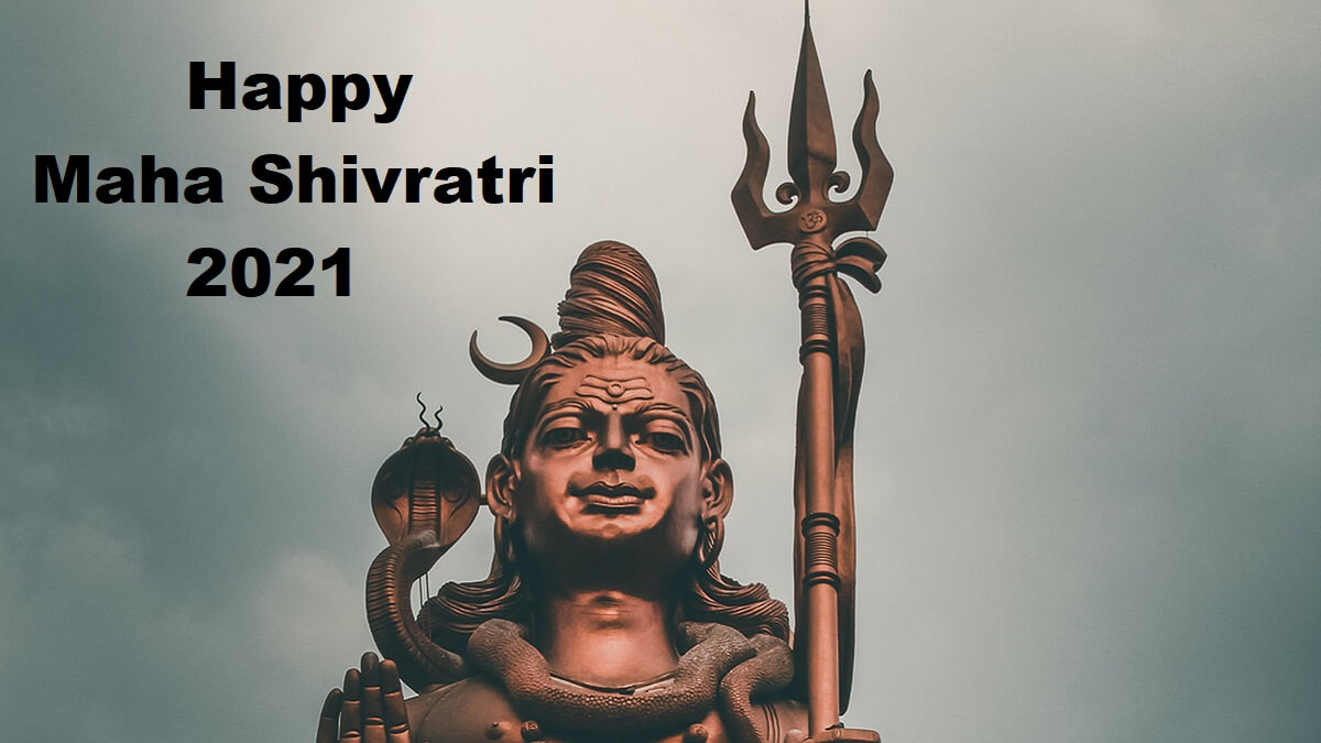 Happy Maha Shivratri 2021 Wishes, images with quotes, status, greeting cards, to your friends and family