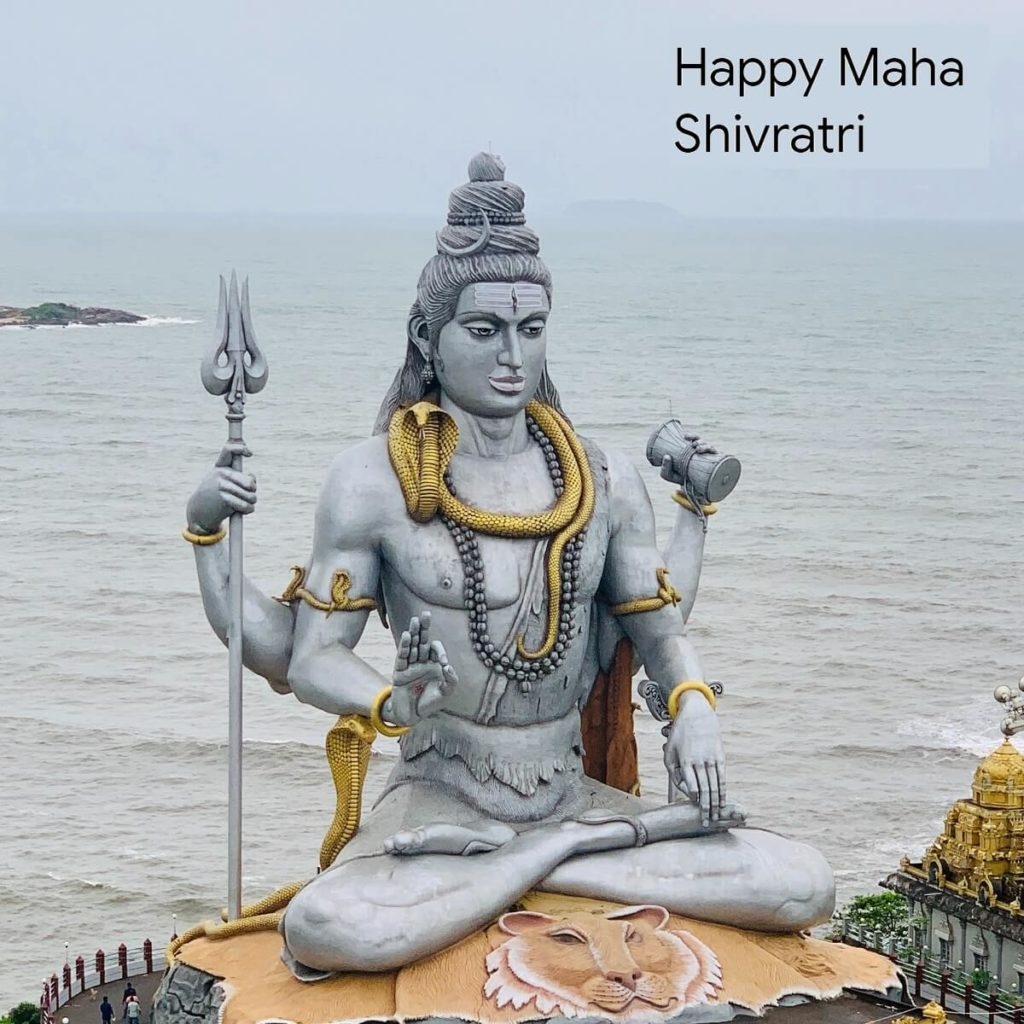 Happy Maha Shivratri Wishes images quotes in English