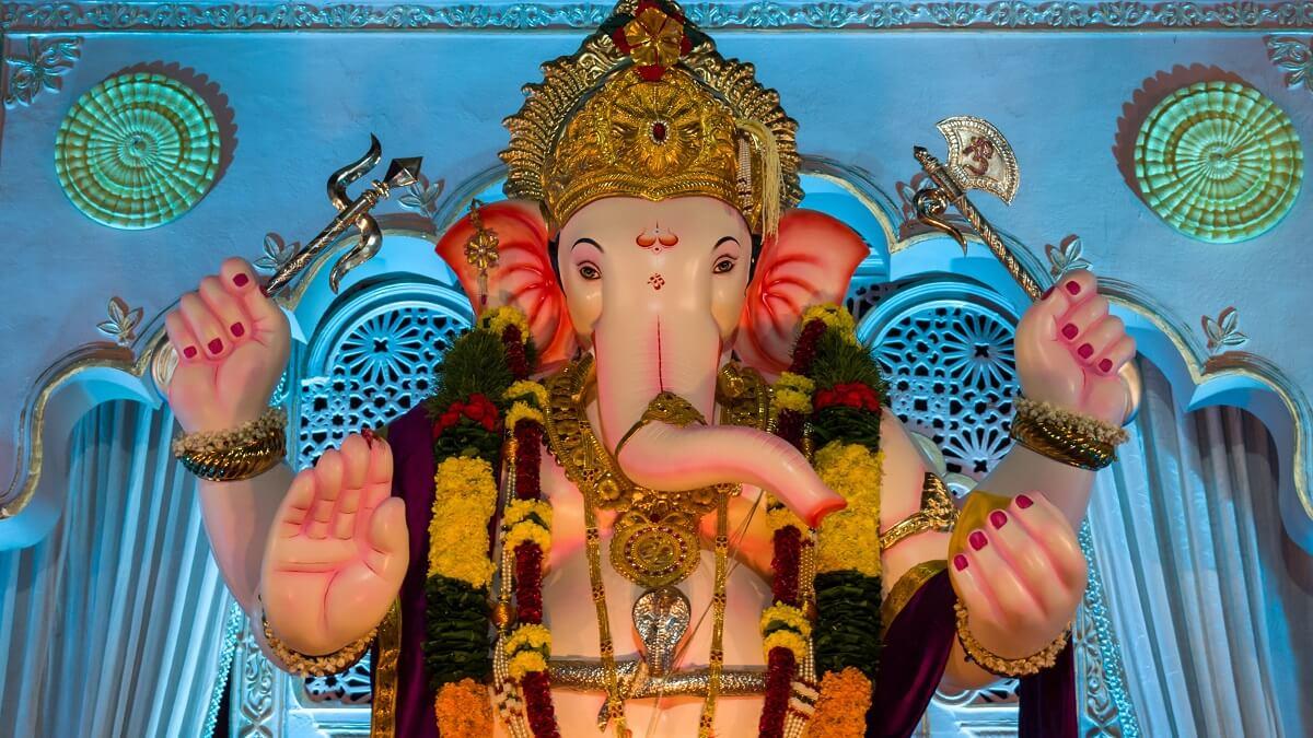 Ganesh Ganpati ji ki aarti in hindi english