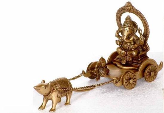 Ganesh Ji ki Sawari