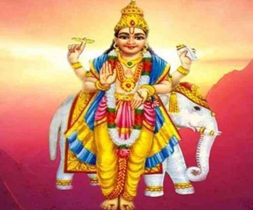 Shri brihaspati dev ji ki Sawari