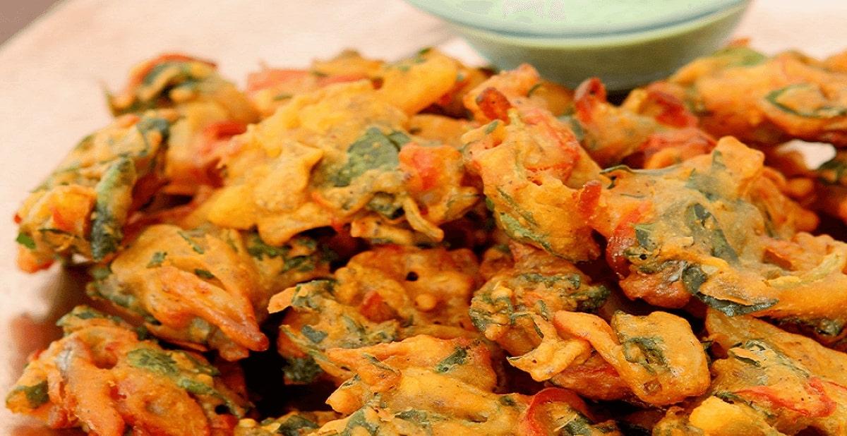 Kand Aloo Pakoda Recipe