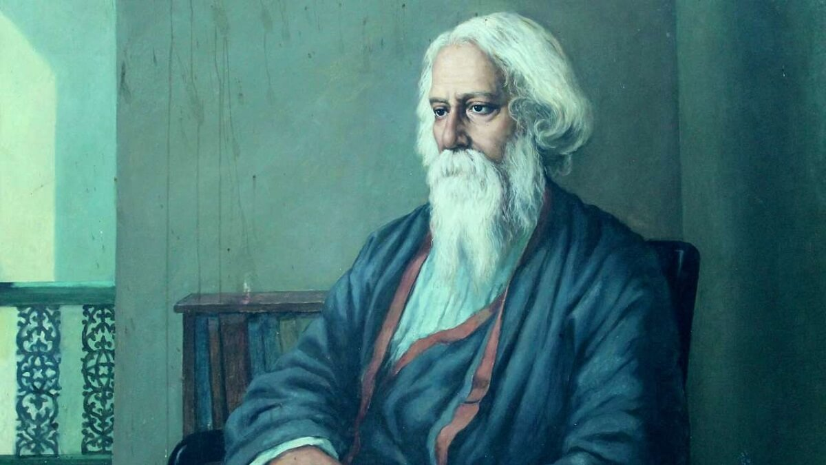 Rabindranath Tagore Jayanti Quotes Wishes Images and Greeting Cards